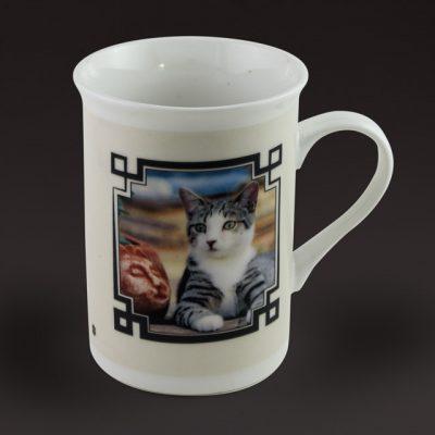 Customized Cat Mug