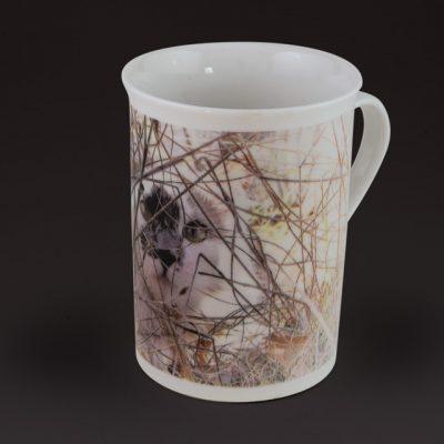 Cat Art Mug